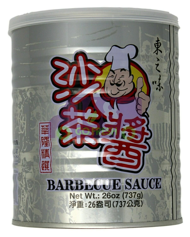 ASIAN TASTE BARBECUE SAUCE (26OZ) 冬之味 沙茶酱 (26OZ)