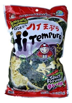 CRISPY TEMPURA SEAWEED 小老板 天妇罗脆紫菜系列