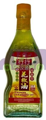 CHINESE RED PEPPER OIL 行行 汉源花椒油(266ML)