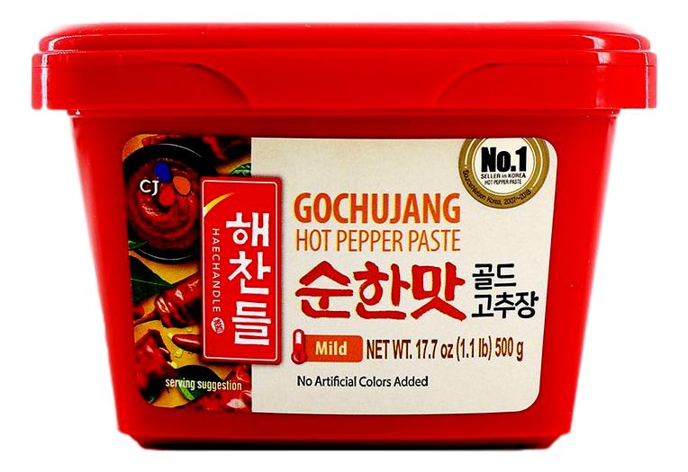 CJ GOCHUJANG HOT PEPPER PASTE 韩国 CJ 辣椒酱(GOCHUJANG)