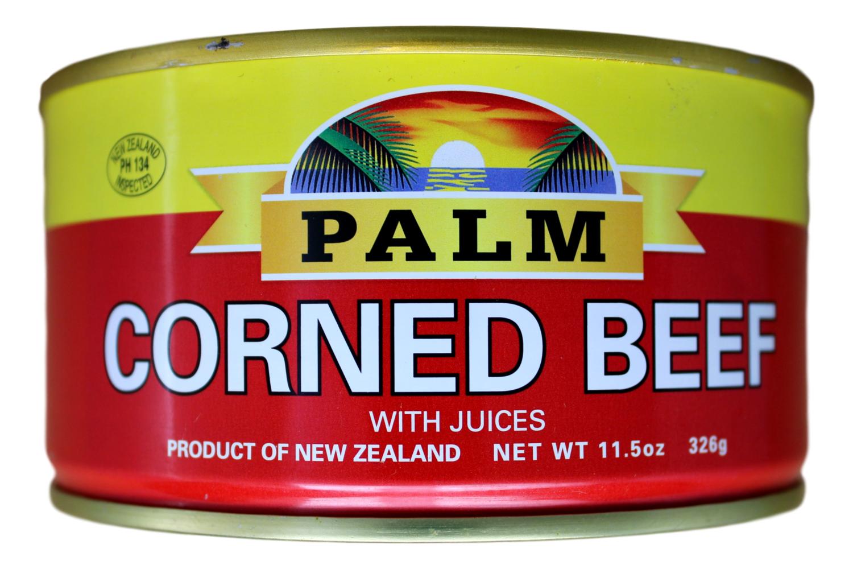 PALM CORNED BEEF 棕榈牌 腌制牛肉罐头(11.5OZ)