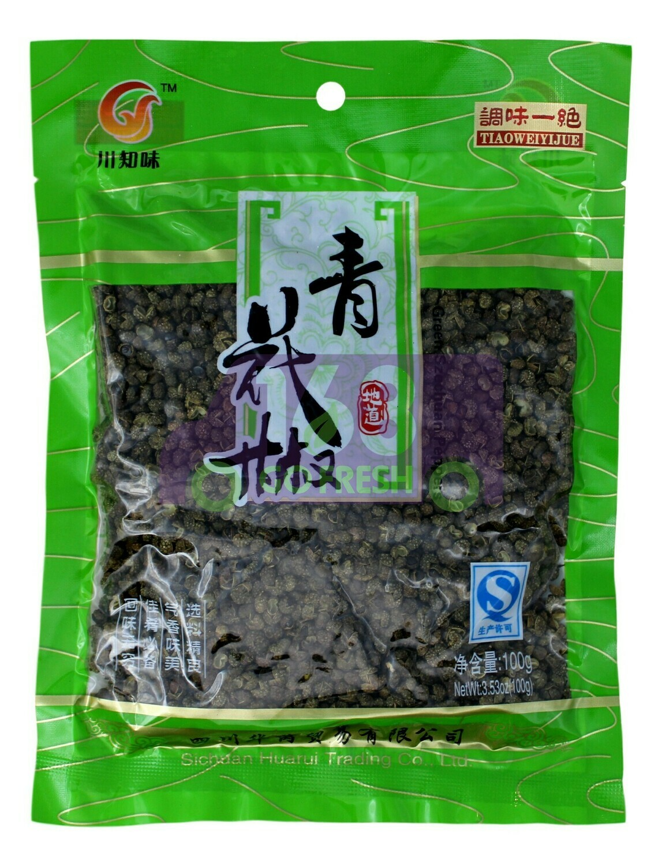 Green Szechuan Pepper 川知味 地道青花椒(100G)