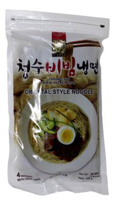 TIGER BIBIM NAENGMYEON W/SOUP 韩国 虎牌辣酱冷面