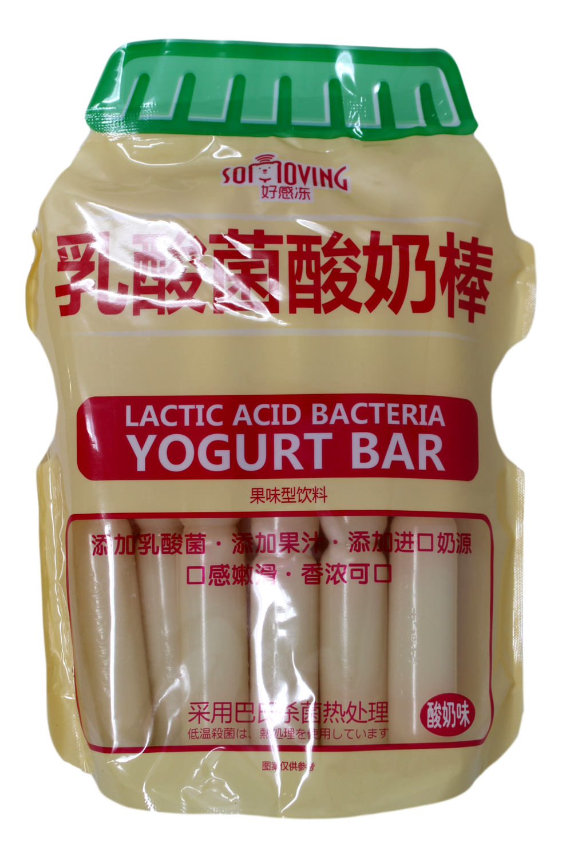 LACTIC ACID BACTERIA YOGURT BAR 好感冻 乳酸菌酸奶棒