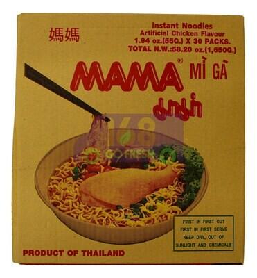 MAMA INSTANT NOODLE 妈妈牌 速食方便面(30包装)