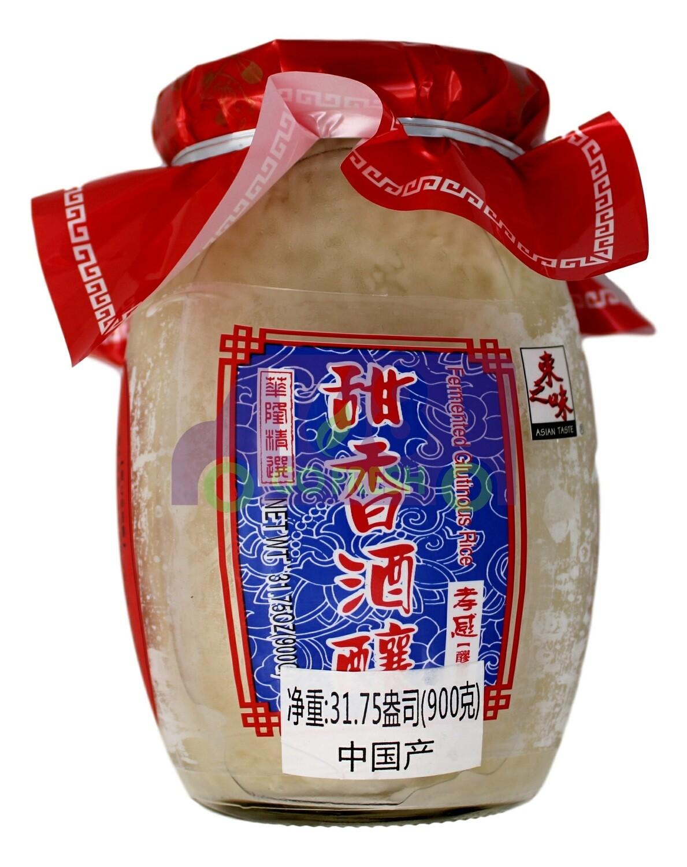 FERMENTED GLUTINOUS RICE 东之味 孝感甜香酒酿(900G)