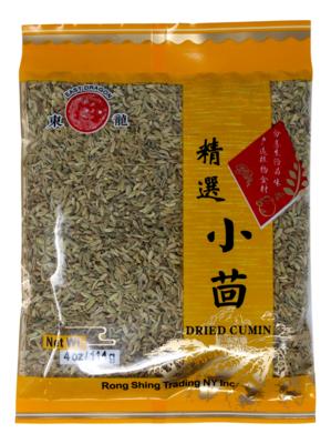 East Dragon Dried Cumin 东龙 精选小茴(4OZ)