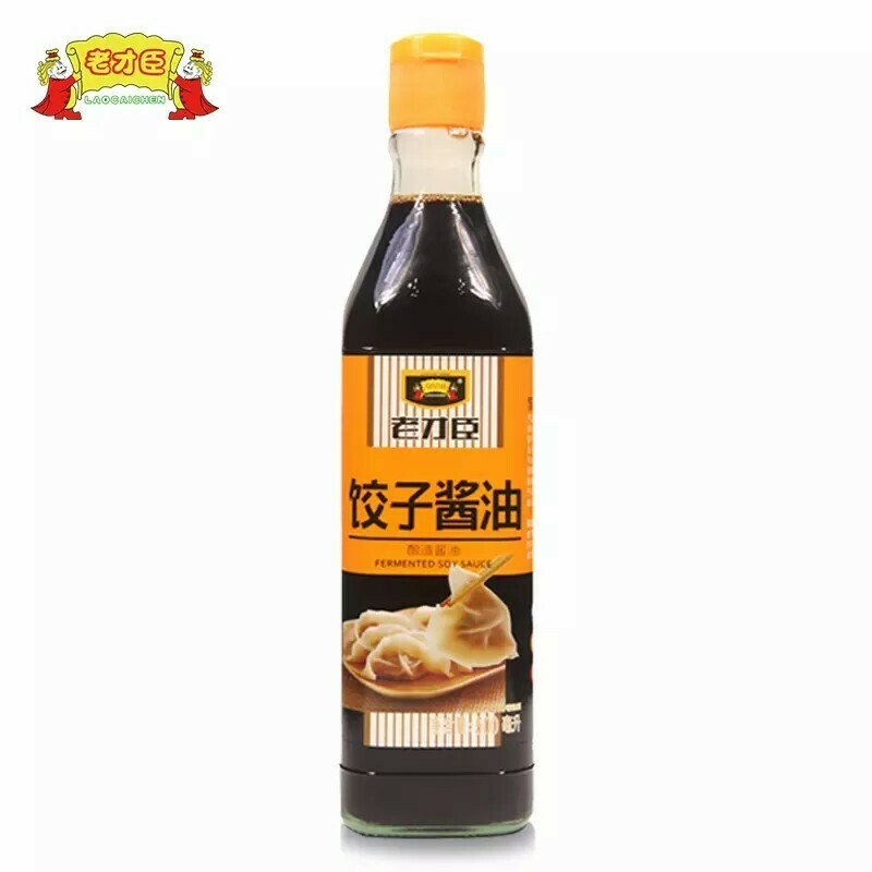 FERMENTED SOY SAUCE 老才臣 饺子酱油(500ML)