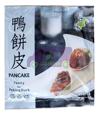 PANCAKE FOR PEKING DUCK 台湾巧师傅 鸭饼皮 (烤鸭皮)(200G)