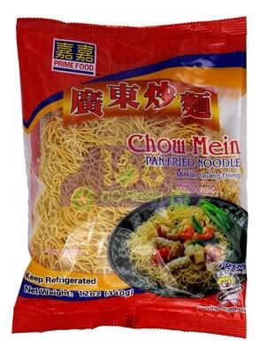 PRIME FOOD CHOW MEIN PAN-FRIED NOODLE 嘉嘉 广东炒面(12OZ)