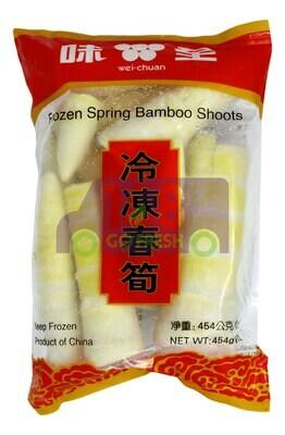 WEICHUAN FROZEN SPRING BAMBOO SHOOTS 味全 冰冻春笋(16OZ)