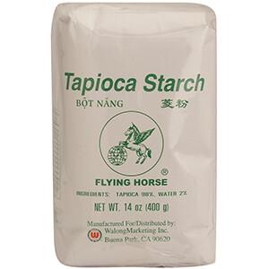 FLYING HORSE TAPIOCA STARCH 飞马牌 菱粉 (14OZ)
