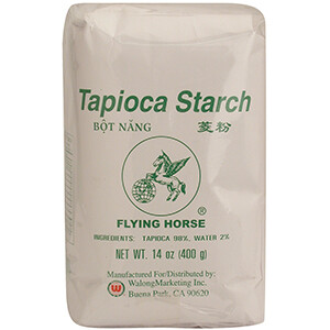 FLYING HORSE TAPIOCA STARCH 飞马牌 菱粉 (14OZ)