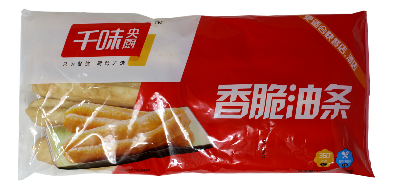 FRIED CHINESE TWIST CRULLERS 千味央厨 香脆油条(450G)