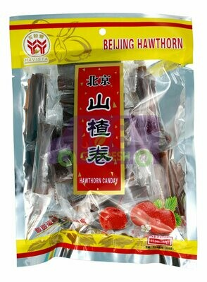 HAVISTA HAWTHORN CANDY 五谷丰 北京山楂卷(13.4OZ)