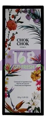 【ON SALE 5折热卖促销】CHOK CHOK Brightening Wash Cream 150g韩国懒人全身美白水洗霜150g(原价$27.59)