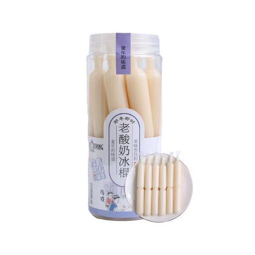 YOGURT ICE BAR-PASSION FRUIT  好感冻 老酸奶冰棍 百香果风味(48G*10)