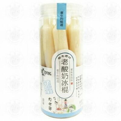 YOGURT ICE BAR 好感冻 老酸奶冰棍 原味(48G*10)