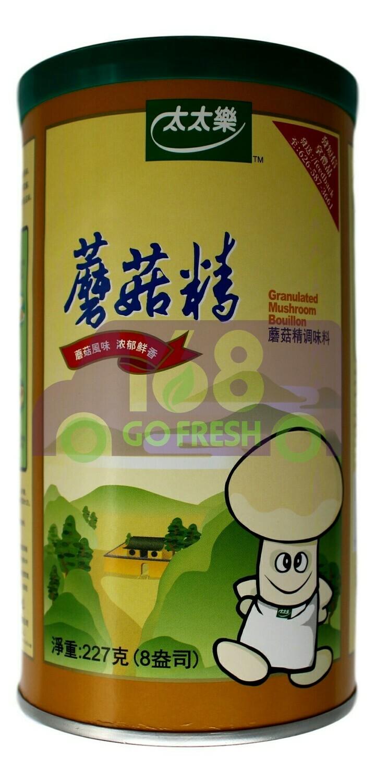 GRAUNLATED MUSHROOM BOUILLON 太太乐 蘑菇精 (8OZ)