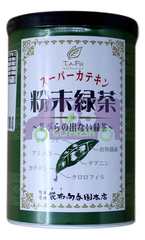 TA-FU GREEN TEA POWER 日本产 粉末绿茶(100G)
