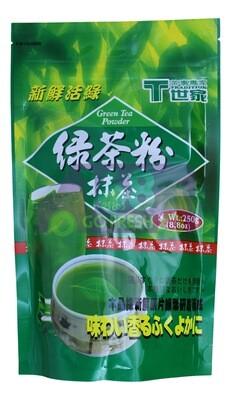 TRADITION GREEN TEA POWDER T世家 绿茶粉(250G)