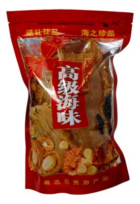 Australia Dried Fish Maw 4oz 优质澳大利亚鳕鱼鱼胶/花胶(4OZ)