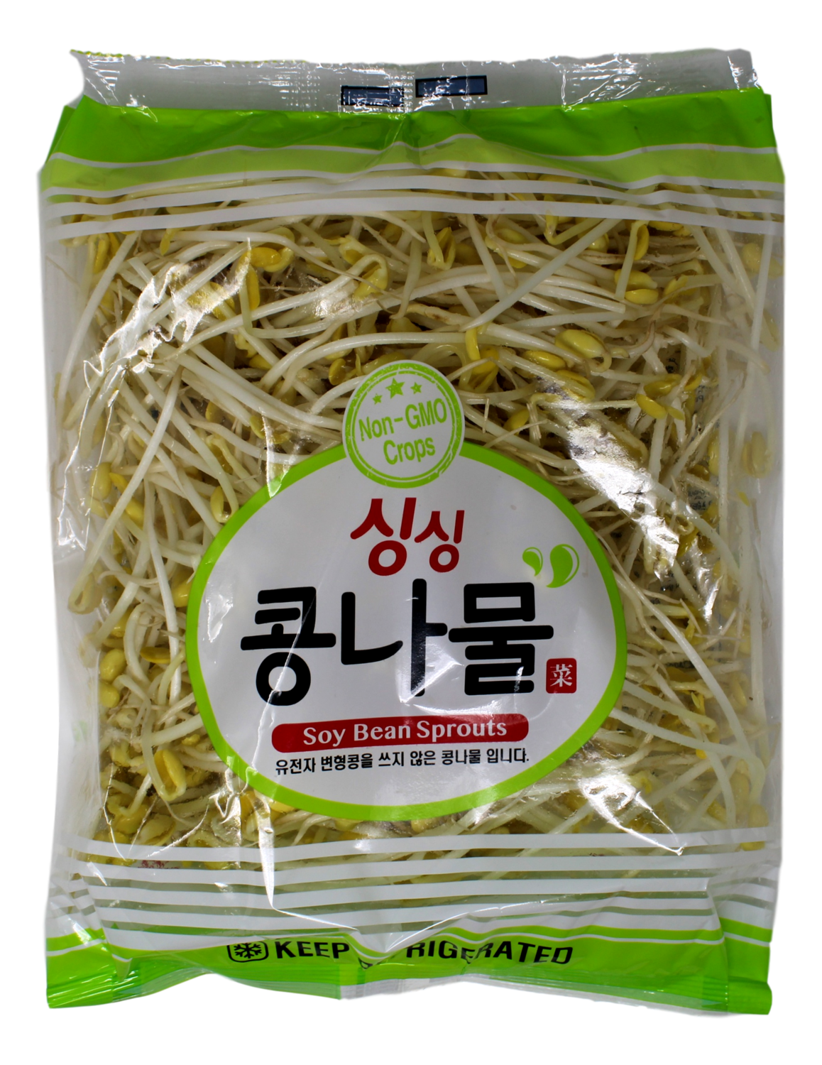 Soy Bean Sprout 黄豆芽(16OZ)