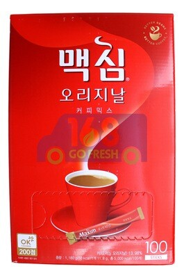 MAXIM ORIGINAL COFFEE MIX  韩国 原味咖啡MIX