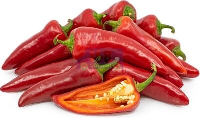 Mexico Red Fresno Pepper 墨西哥紅辣椒(较辣)0.9 - 1.1 LB