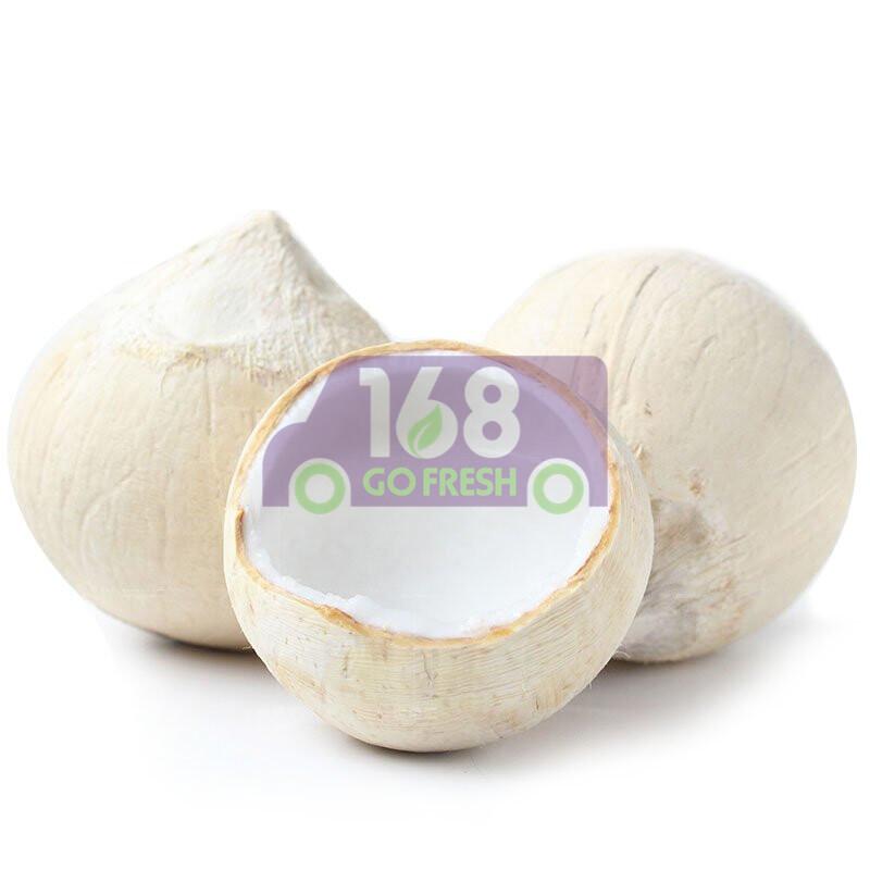 Fresh Coconut 新鲜椰子(单个)