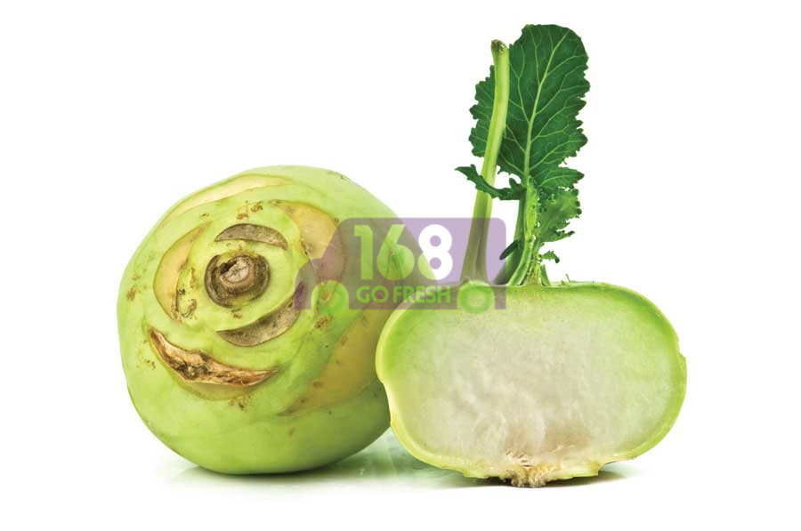 Kohlrabi 菜果 约2LB