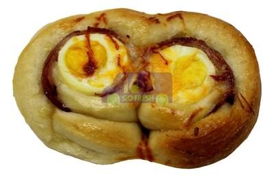 Ham& Egg Bun (2 Count) (包点)火腿蛋包 (2个)