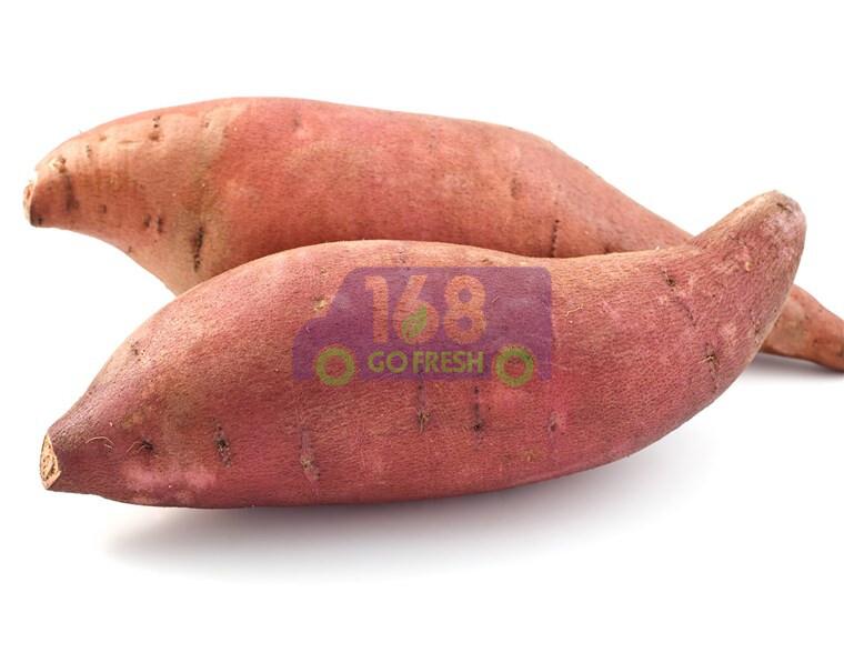 Red Yam 紅番薯 约3LB
