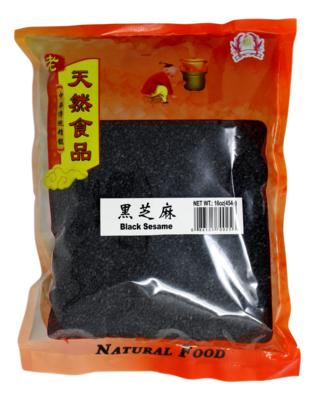 Dried Black Sesame 联 黑芝麻(16OZ)