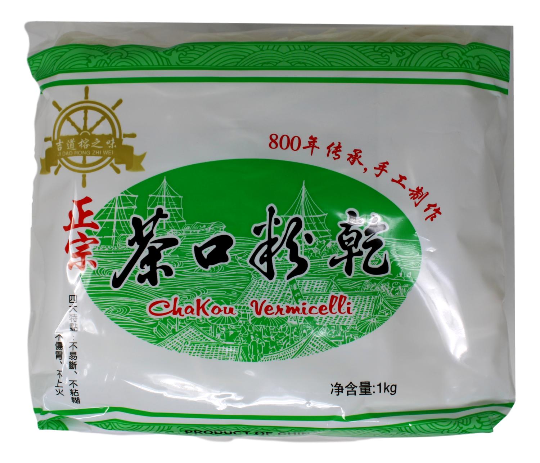 CHAKOU VERMICELLI 食在好麦 茶口粉干(1KG)