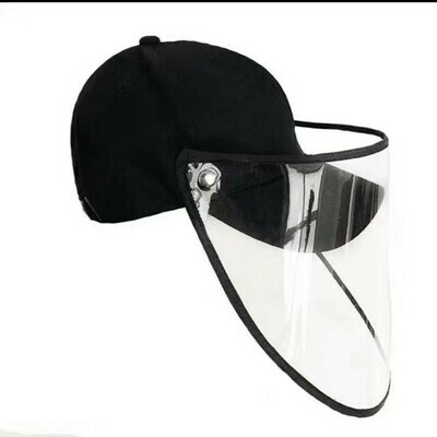 Protective Cap+Face Shield 防护帽+面罩