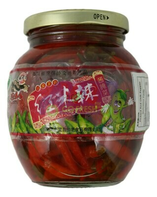 PICKLE PAPPER 泡菜坊 红米椒(350G)