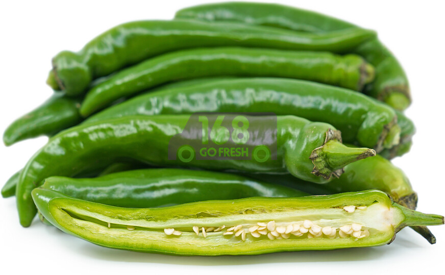 Korean Chili  Pepper  新鲜韩国辣椒(微辣)0.9 - 1LB
