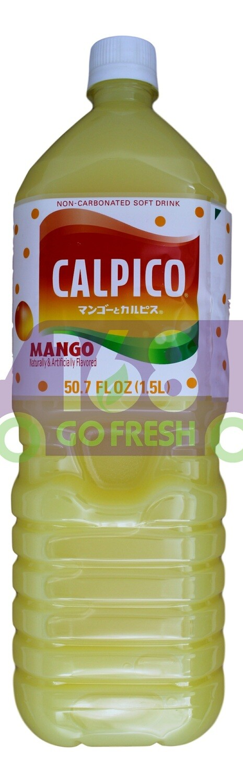 CALPICO MANGO DRINK Calpico 芒果味饮料(1.5L)