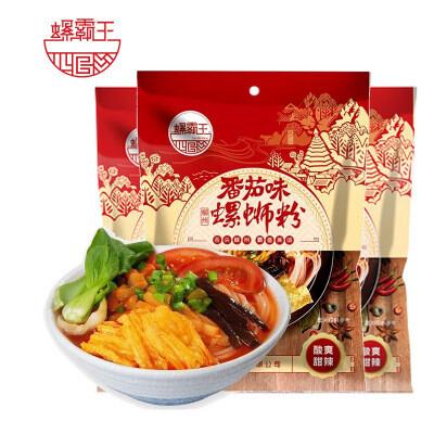 螺霸王番茄味 螺蛳粉 Tomato flavored luo si rice noodle