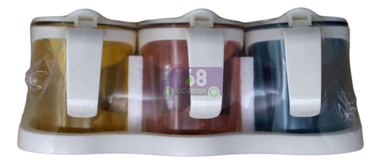 Kitchen Product 美厨 三组调味盒