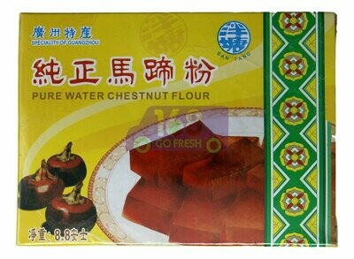 PURE WATER CHESTNUT FLOUR 广州特产 泮塘 纯正马蹄粉(8.8OZ)