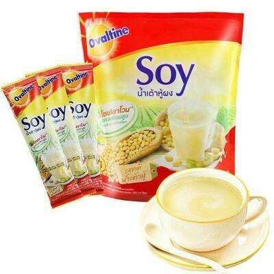 Ovaltine Soy Milk Power 阿华田 豆浆粉(泰国风味)
