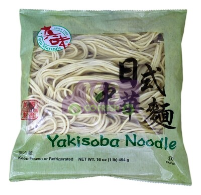 TWIN MARQUIS JAPANESE STYLE YAKISOBA  真味 日式中华面(16OZ)