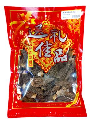MORCHELLA  Dried Morel Mushrooms 高级羊肚菌4oz