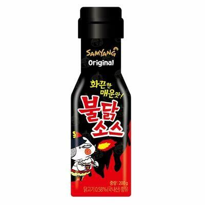 SAMYANG BULDAK HOT CHICKEN FLAVOR HOT SAUCE 韩国 三养 幸辣鸡味辣酱(200G)