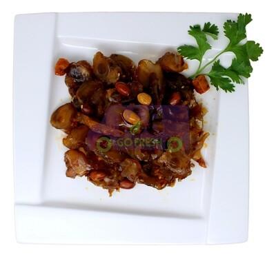 spicy beef tendon (熟食)川味麻辣牛筋(手工無添加獨家秘方)