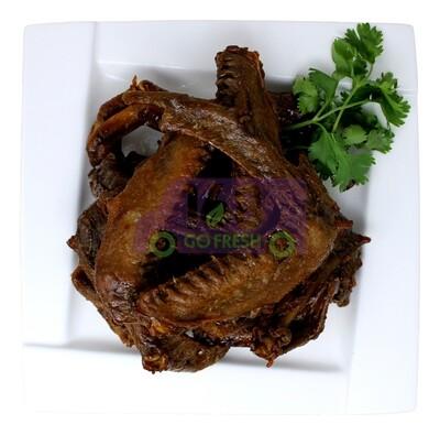Marinated Duck Wing & Feet (熟食)潮式卤鸭翅和鸭掌