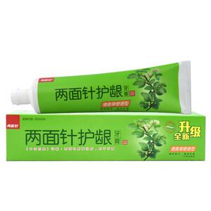 LIANGMIANZHEN TOOTHPASTE - ORANGE两面针护龈牙膏-清新果橙香型