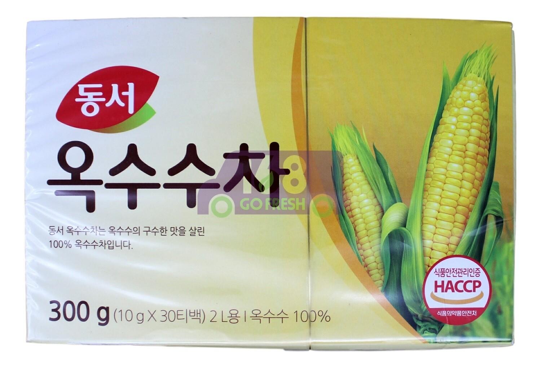 KOREAN CORN TEA 韩国 玉米茶 茶包(300G)